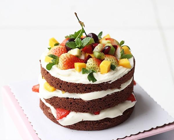 生日蛋糕制作培训