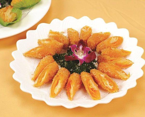京味蛋黄卷